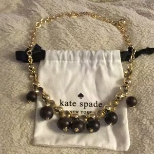 Kate Spade Beaded Statement necklace♠️ Nwt!